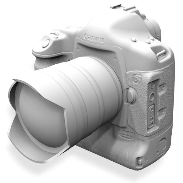 3d scanner software render