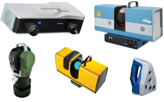 3D scanning services hardware